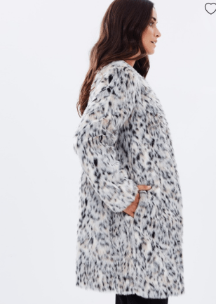 2017-03-08 11_51_55-Animal Print Collarless Fur Coat by Dorothy Perkins Online _ THE ICONIC _ Austra