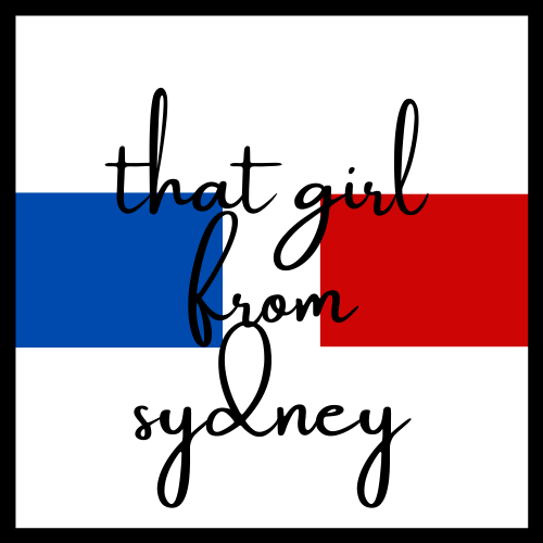 that girl from sydney